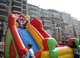 Dev Palyaço Kaydırak Kiralama Festival Organizasyonu İzmir