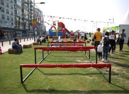 İzmir Survivor Parkuru Kiralama