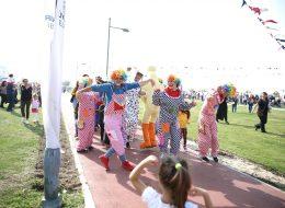Palyaço Dansları ve Etkinliklerle Eğlenceli Anlar