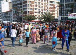 Kostümlü Karakterler ve Palyaço Kiralama İzmir
