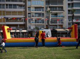 Çekme Basket Kiralama İzmir Festival Organizasyonu