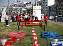 Sivil Animatör Gözetiminde Survivor Oyun Parkuru Kiralama İzmir