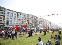 İzmir Festival ve Şenlik Organizasyonu Animasyon Ekibi Kiralama