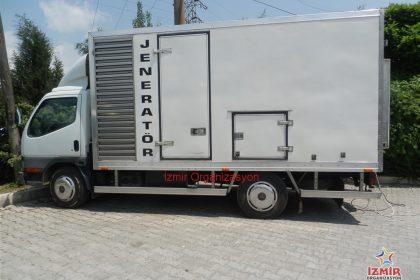 Jeneratör Kiralama İzmir Organizasyon
