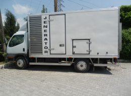 İzmir Mezuniyet Organizasyonu Jeneratör Kiralama