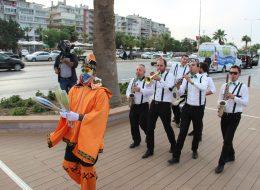 Jonglör ve Cambaz Gösterileri Varyete Grubu Kiralama