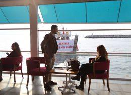 Kafe Başlangıçlı VIP Araç İle Teknede Evlilik Teklifi Organizasyonu