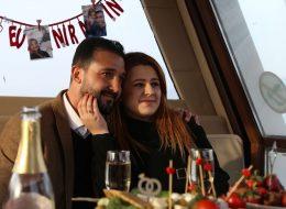 Kafe Başlangıçlı VIP Araç İleTeknede Evlilik Teklifi Organizasyonu