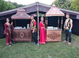 Düğün Organizasyonu Kahveci Güzeli Kiralama İzmir