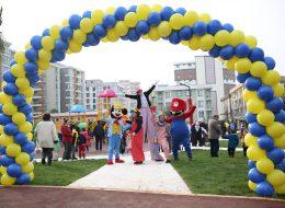 Açılış Organizasyonu Kapı Takı Hizmeti İzmir Organizasyon