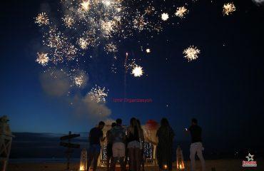 Karahallı Havai Fişek Gösterisi Karahallı Yer Volkanı Karahallı Işıklı Uçan Balon Servisi İzmir Organizasyon