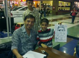 Karikatürist Temini ve Karikatür Çizimi İzmir