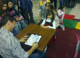 Güldüren Karikatür Çizimleri İzmir