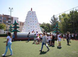 İzmir Şişme Çocuk Oyuncakları Kiralama