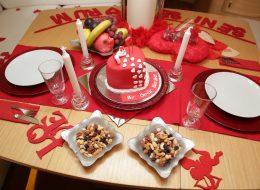 Masa Süsleme ve Dekoratif Ürünlerle Süsleme İzmir