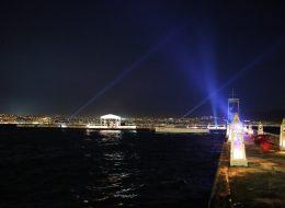 Evlilik Teklifi Organizasyonu Lazer ve Işık Gösterisi İzmir Organizasyon