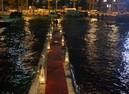 Kırmızı Halı Kiralama ve Denizci Fenerleri Temini