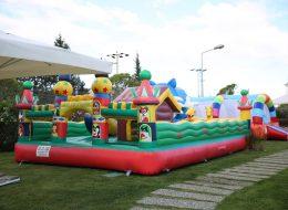 Oyun Parkuru ve Şişme Oyuncak Kiralama İzmir