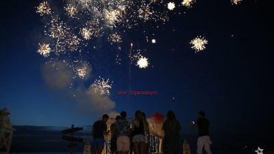 Kırkağaç Havai Fişek Gösterisi Kırkağaç Yer Volkanı Kırkağaç Işıklı Uçan Balon Hizmeti İzmir Organizasyon