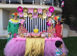 Sweet Table Süsleme İzmir