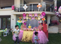 Doğum Günü Organizasyonu İzmir