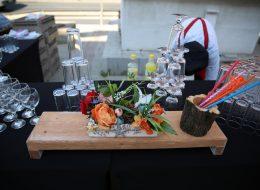 Kokteylli Açılış Organizasyonu Catering Ekipmanları Kiralama