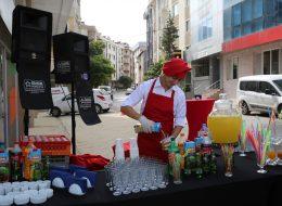 Ses Sistemi Catering Ekipmanları ve Garson Kiralama İzmir Kokteylli Açılış Organizasyonu