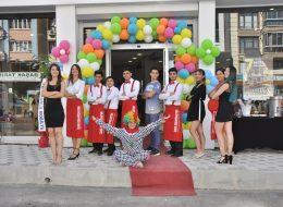 Açılı Organizasyonu Sunucu ve Servis Elemanı Kiralama İzmir