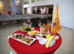 Kokteyl Masası Kiralama ve Kokteylli Açılış Organizasyonu İzmir