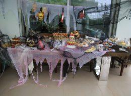 Konsetli Doğum Günü Organizasyonu Sweet Table Süsleme