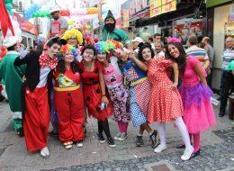 Kostümlü Karakter Kiralama İzmir Organizasyon