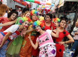 Kostümlü Karakterler Hizmeti İzmir Organizasyon