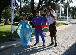 Kostümlü Karakterler İzmir