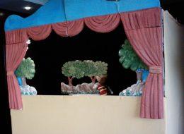 İzmir Kukla Tiyatrosu İp Kuklası Gösterisi
