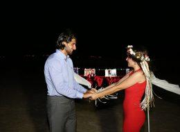 Kumsalda Evlenme Teklifi Organizasyonu Çeşme