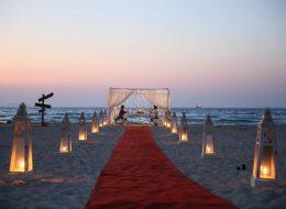 Kuşadası'nda Evlilik Teklifi Organizasyonu