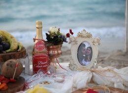 İzmir Sahilde Evlilik Teklifi Organizasyonu