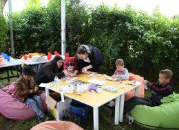 Sivil Animatör Kiralama ve Kum Boyama Piknik Organizasyonu İzmir