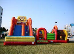 Şişme Çocuk Oyuncakları Kiralama Aile Günü Organizasyonu İzmir