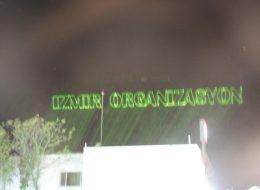 Işık ve Lazer Gösterileri İzmir