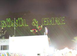 Profesyonel Lazer Gösterisi İzmir