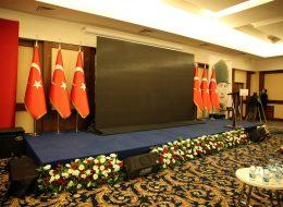 Led Ekran Kiralama Çiçek Süsleme Hizmeti İzmir Organizasyon