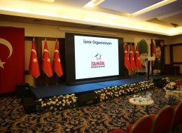 Kurumsal Organizasyonlar Led Ekran Kiralama İzmir