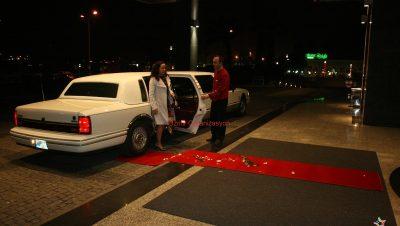 Limuzin ile Evlilik Teklifi Organizasyonu İzmir