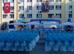 Sandalye Kiralama ve Sandalye Giydirme İzmir Mezuniyet Organizasyonu