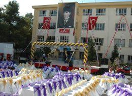 Balon Süsleme ve Sahne Kiralama İzmir Mezuniyet Organizasyonu