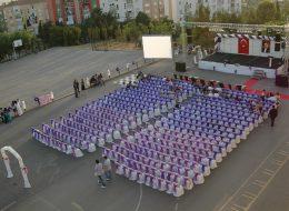 İzmir Mezuniyet Organizasyonu Sandalye Giydirme