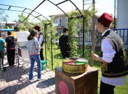 Şenlik Organizasyonu Osmanlı Macuncusu Kiralama İzmir