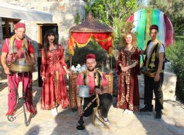 Nostaljik Satıcılar ve Osmanlı Macuncusu Kiralama İzmir