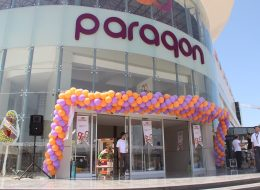Mağaza Açılış Organizasyonu Zincir Balon Süsleme İzmir